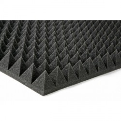 Espuma acústica Modelo Jafra