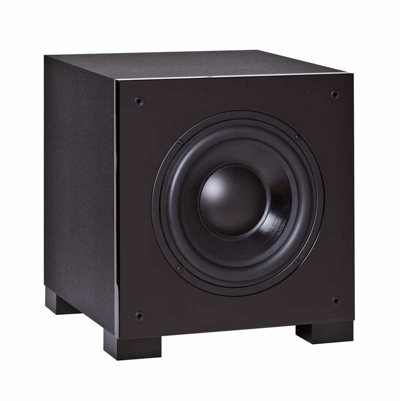 subwoofer quadral qube 7 8 10 12 audio omega. Black Bedroom Furniture Sets. Home Design Ideas
