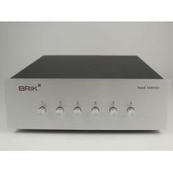 Selector de entradas Brik Audio