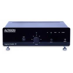 Amplificador estéreo Altason S1