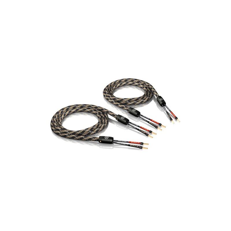 Cable de altavoz viablue sc2 silver audio omega - Cable de altavoces ...