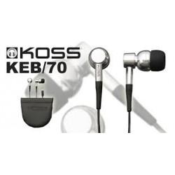 Auriculares de botón Koss KEB70