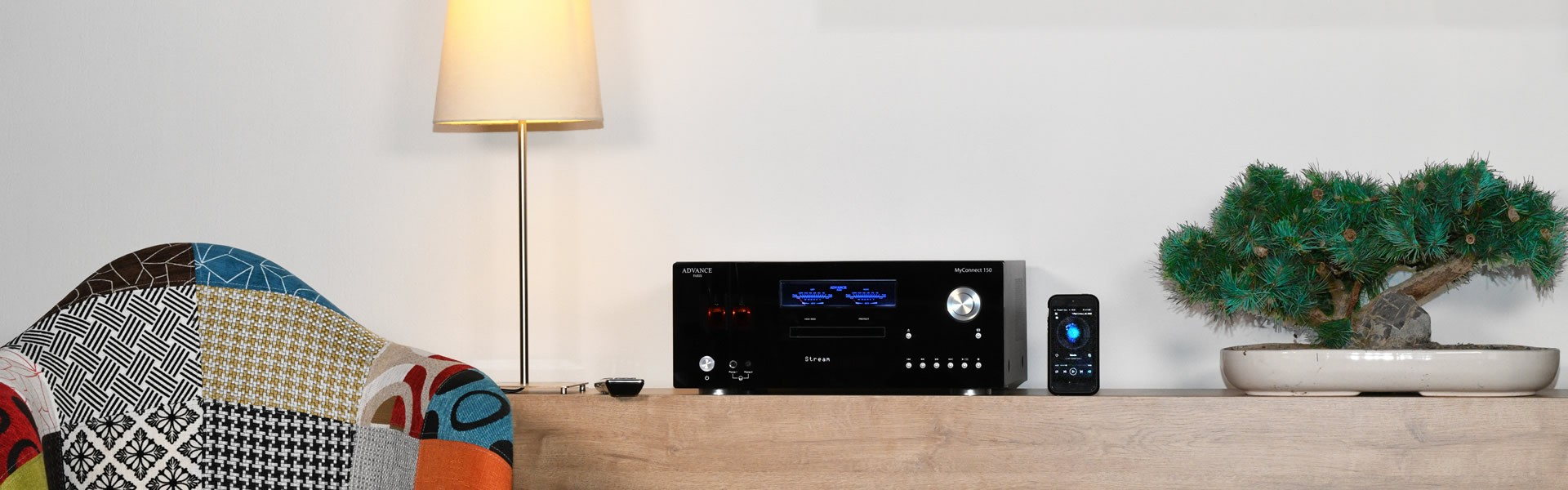 My Connect 150 - Advance Paris