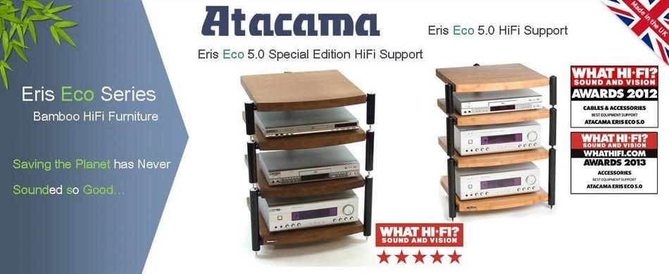 Soportes y Muebles HiFi - Atacama